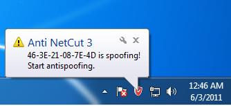 Anti NetCut 3 screenshot 1