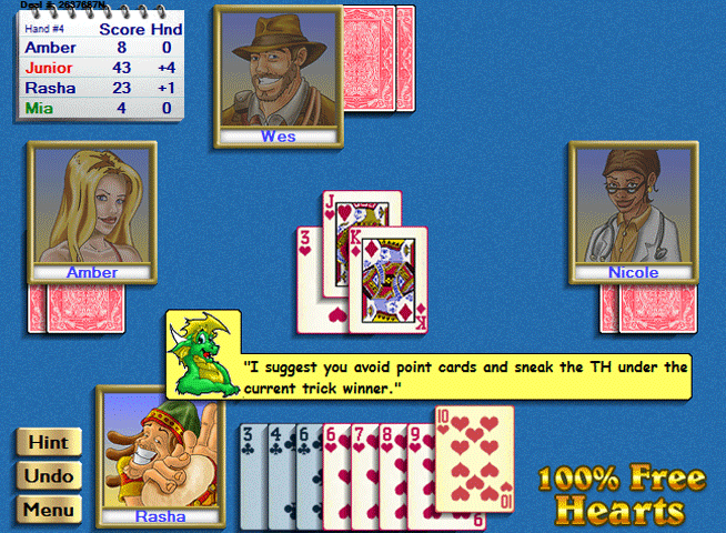 hearts card game free download for windows 8