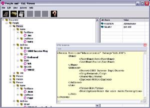 XML Viewer screenshot 1