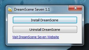 DreamScene Seven screenshot 1