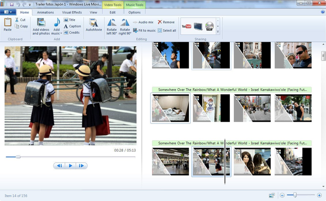 Download Windows Live Movie Maker 15.4.3555 | review ...