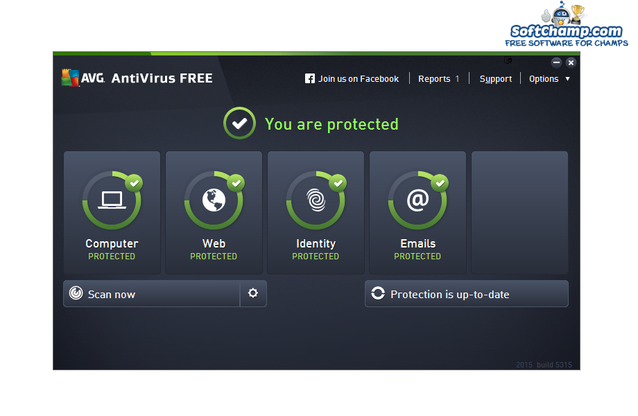 how to download avg antivirus free 2015
