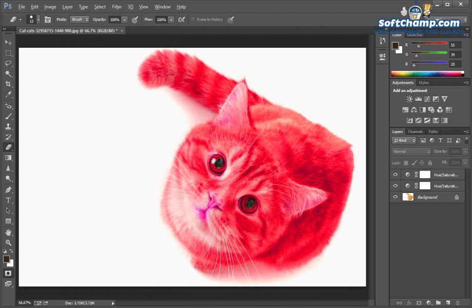 Adobe Photoshop Image Filter