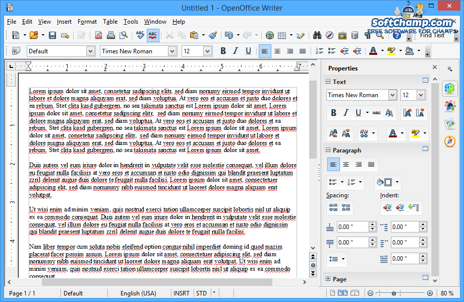 Download openoffice 4 1 1 review - Open office 4 1 1 gratuit ...