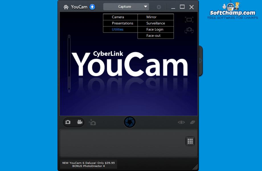 CyberLink YouCam Utilities