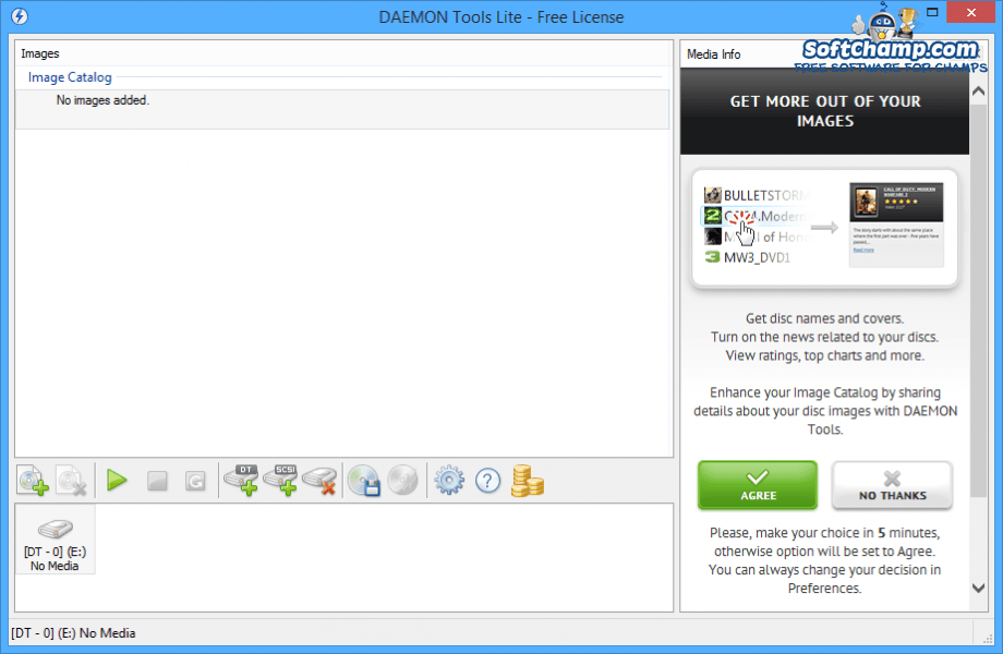 Daemon Tools Lite Image Catalog