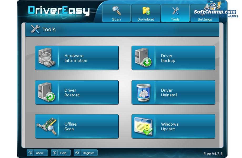 DriverEasy Utilities