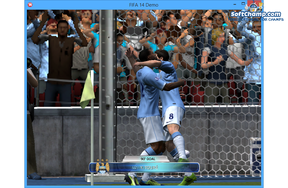 FIFA 14 Goal