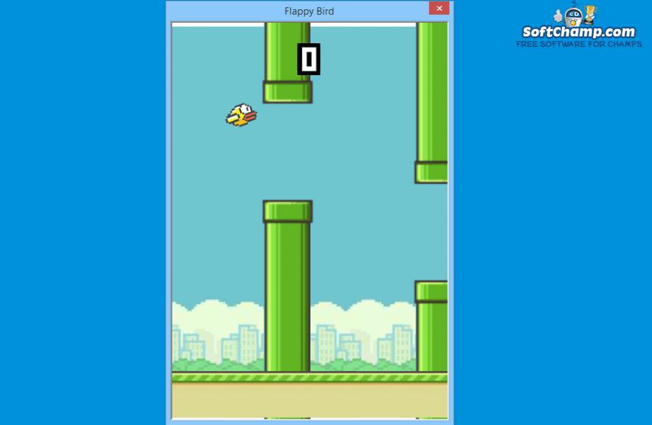 Flappy Bird Gameplay
