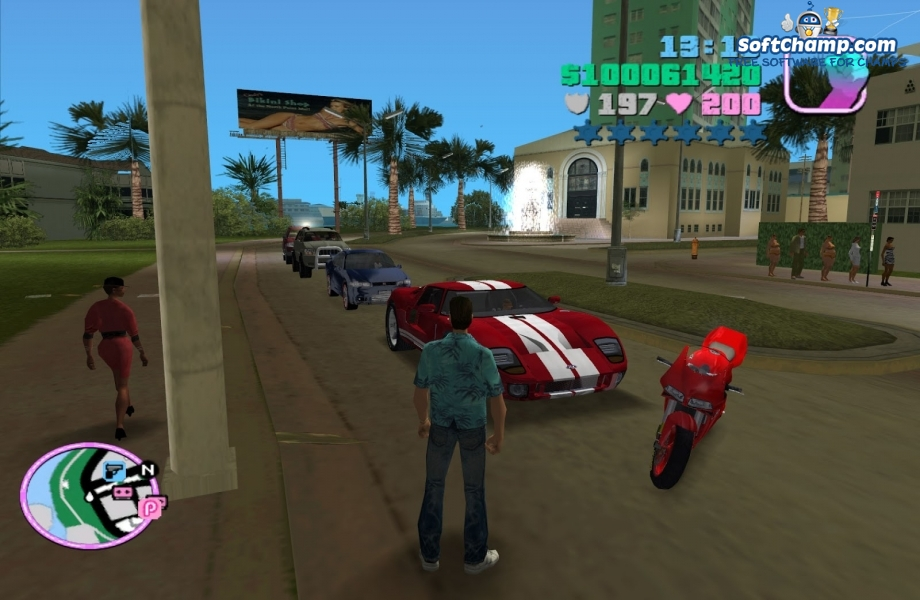 gta vice city ultimate cheats