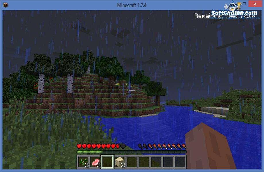 Minecraft Gameplay 1