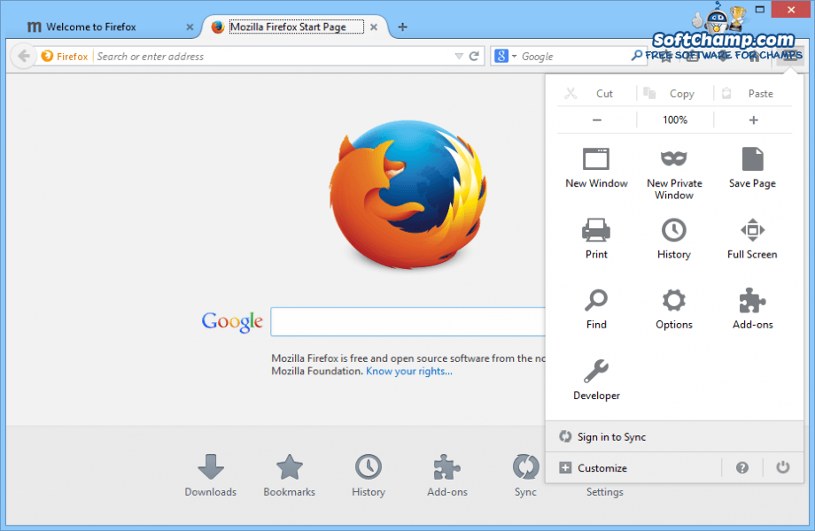 Firefox 30 Download