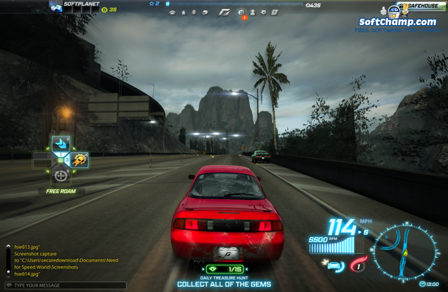 Need For Speed World Race