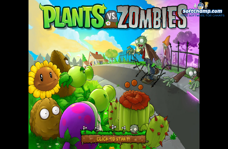 Plants vs Zombies Game Launch